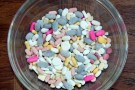 """From Here to Eternity """"Worst Party Ever"""". This is a bowl of all the discarded medication."""